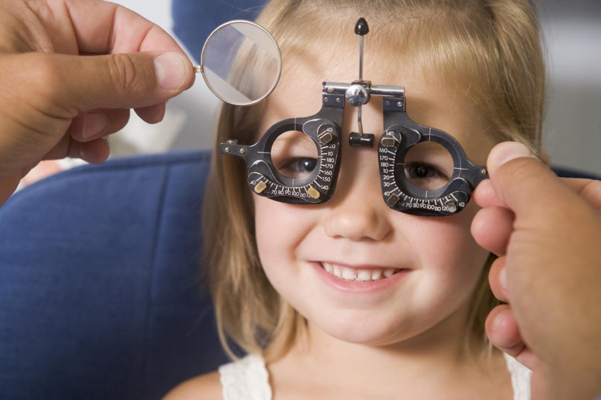 Occhio pigro: un campanello d'allarme durante la crescita